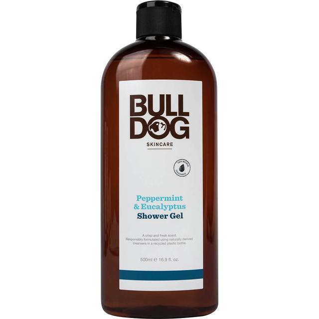 Bulldog Peppermint & Eucalyptus Shower Gel 500ml