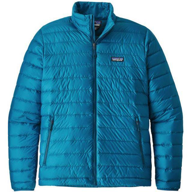 Patagonia Down Sweater Jacket - Balkan Blue