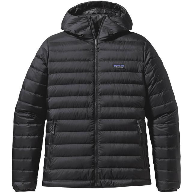 Patagonia Down Sweater Hoody Jacket - Black