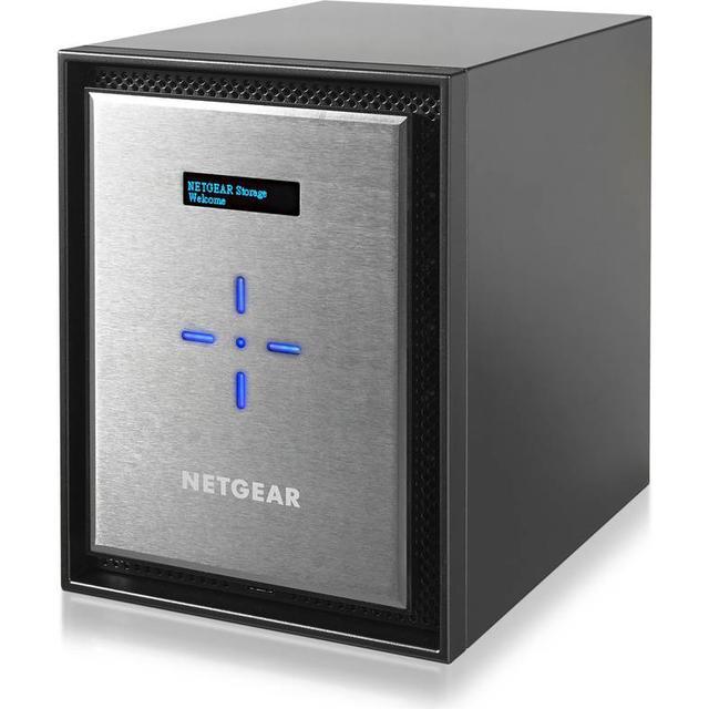 Netgear Netgear ReadyNAS 626X NAS Mini Tower Nätverksansluten (Ethernet) Wi-Fi Svart