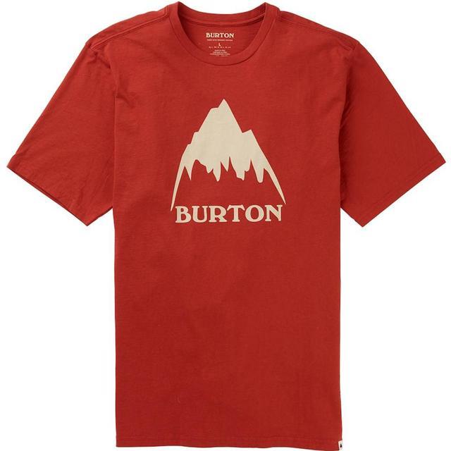 Burton Classic Mountain High Short Sleeve T-shirt Unisex - Tandori
