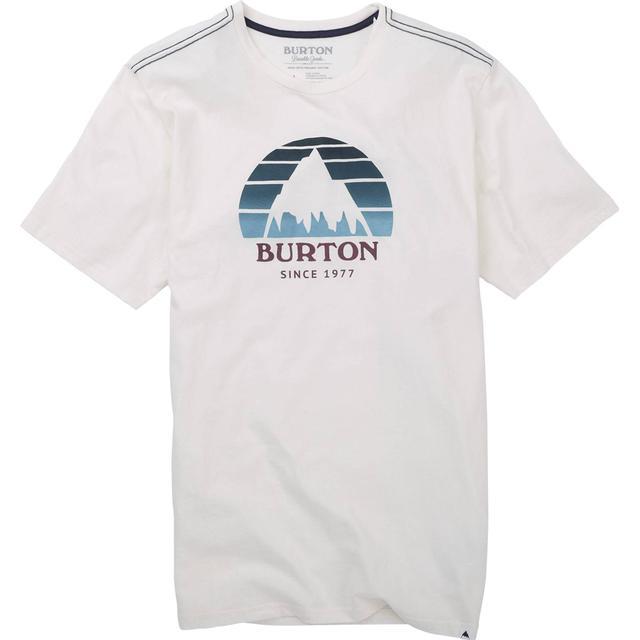 Burton Underhill Short Sleeve T-shirt Unisex - Stout White