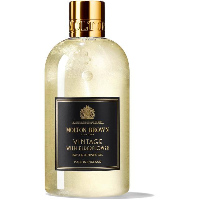 Molton Brown Bath & Shower Gel Vintage with Elderflower 300ml