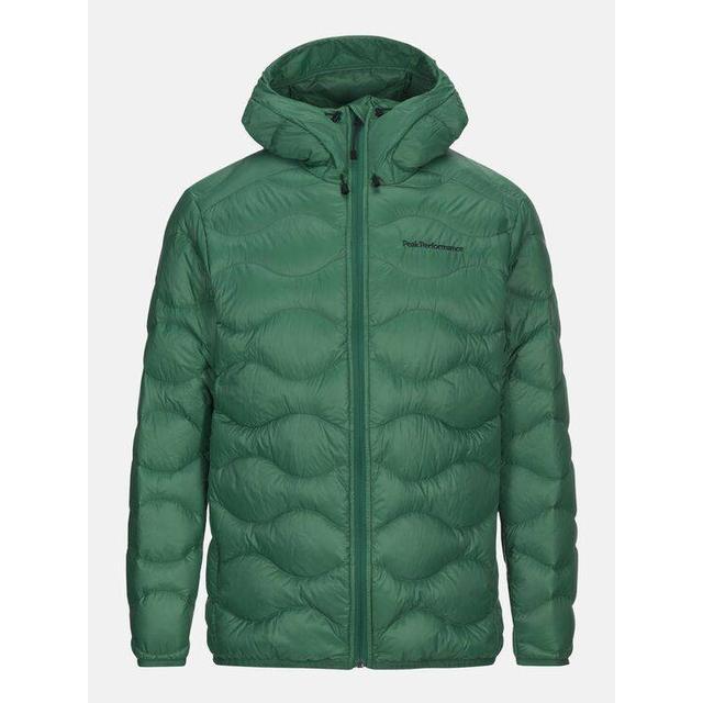Peak Performance Helium Hood Jacket - Green Pepper