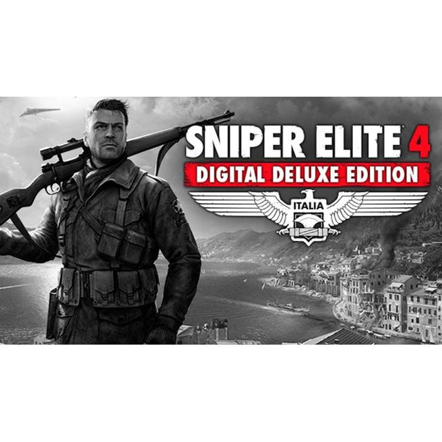 Sniper Elite 4: Deluxe Edition
