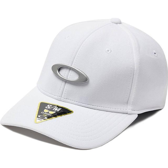 Oakley Tincan Cap - White/Gray