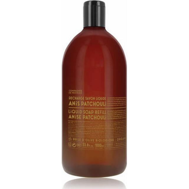 Compagnie de Provence Liquid Soap Anise Patchouli 1L Refill