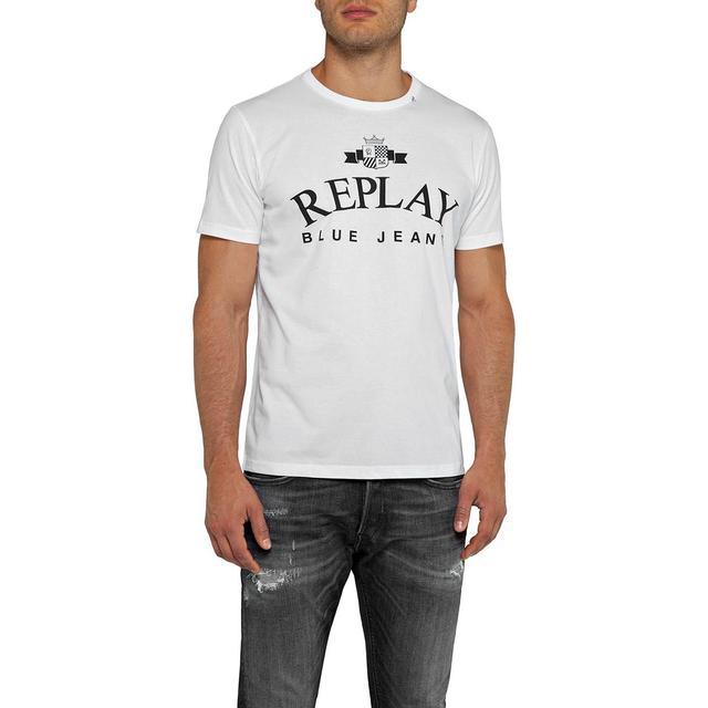 Replay T-shirt - White