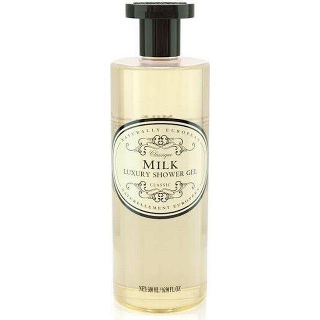 Naturally European Luxury Shower Gel Milk 500ml