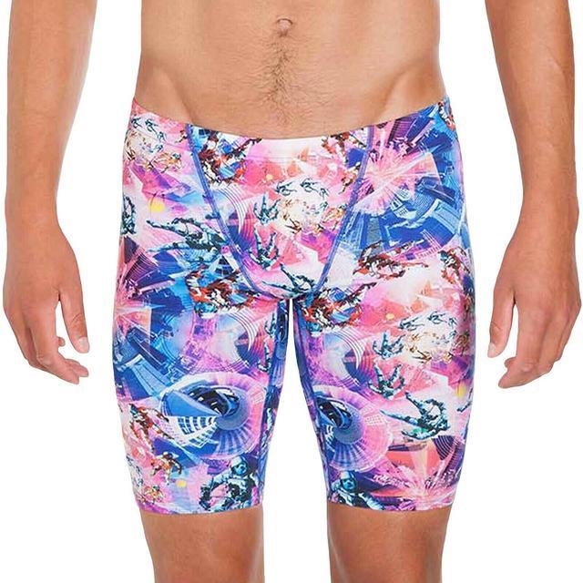 Speedo Flipturns Allover Jammer Shorts