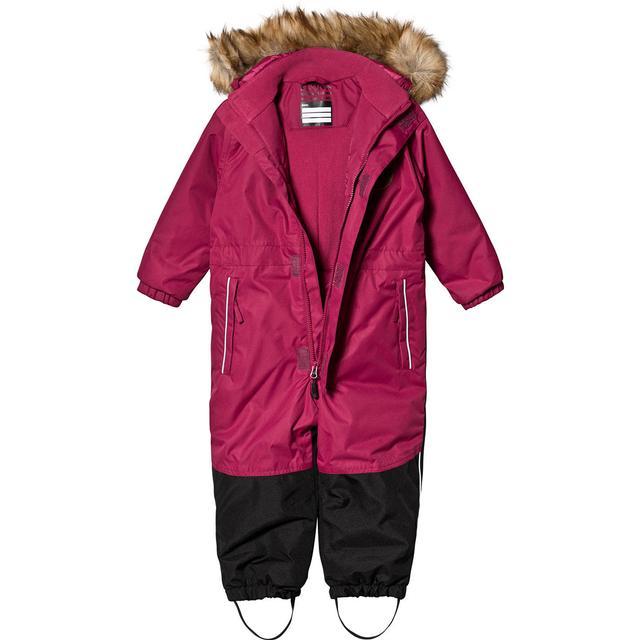 Kuling Chamonix Winter Coverall Deep Red (451267)