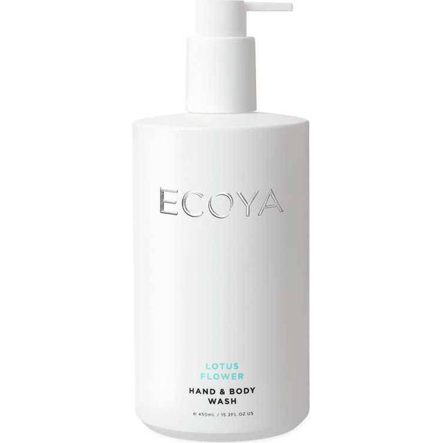 Ecoya Hand & Body Wash Lotus Flower 450ml