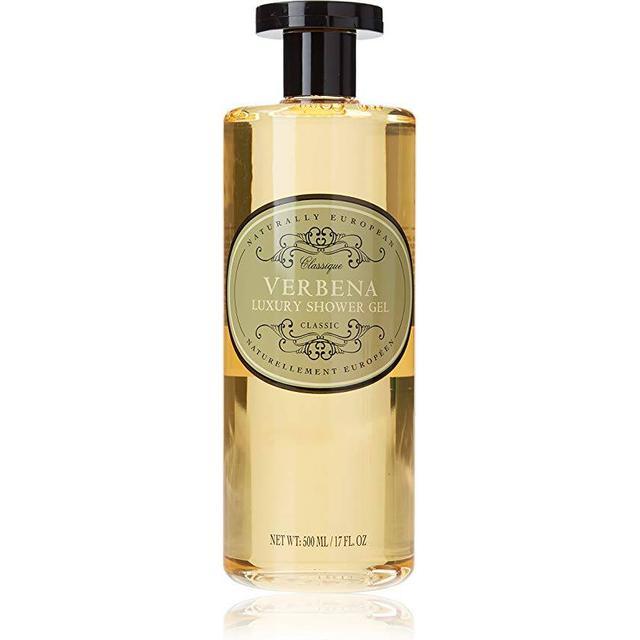Naturally European Luxury Shower Gel Verbena 500ml