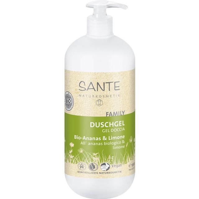SANTE Shower Gel Organic Pineapple & Lemon 950ml