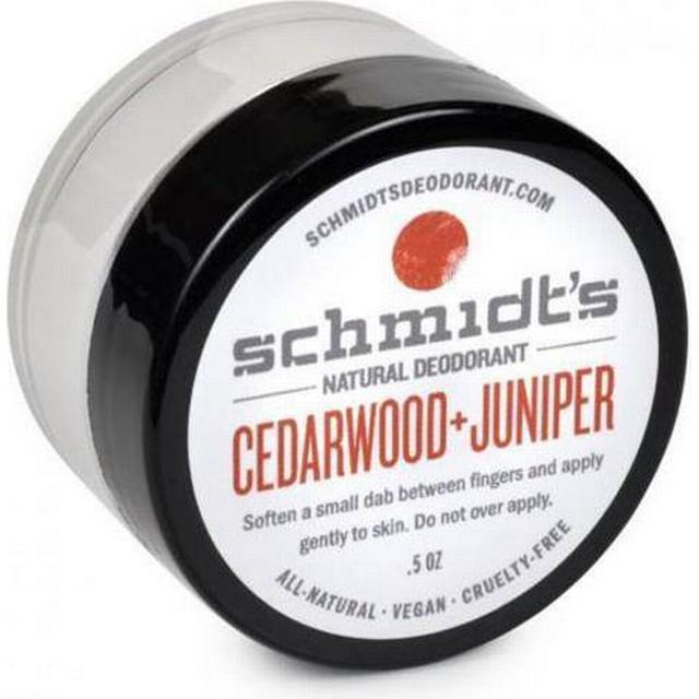 Schmidt's Cedarwood + Juniper Deo 14.2g