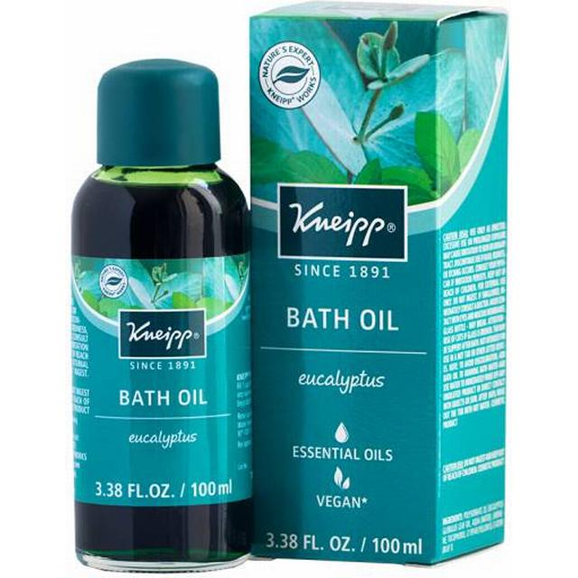 Kneipp Herbal Eucalyptus Bath Oil 100ml