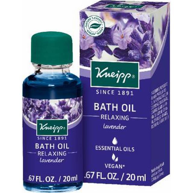 Kneipp Relaxing Mini Lavender Bath Oil 20ml