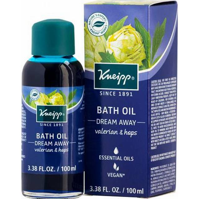 Kneipp Dream Away Valerian & Hops Bath Oil 100ml