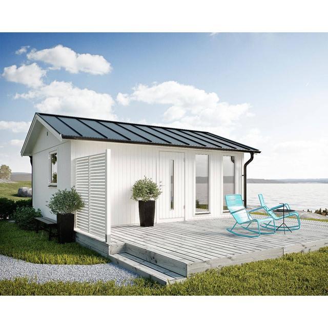 Jabo Flex 25m² (Areal 25 m²) Basissæt