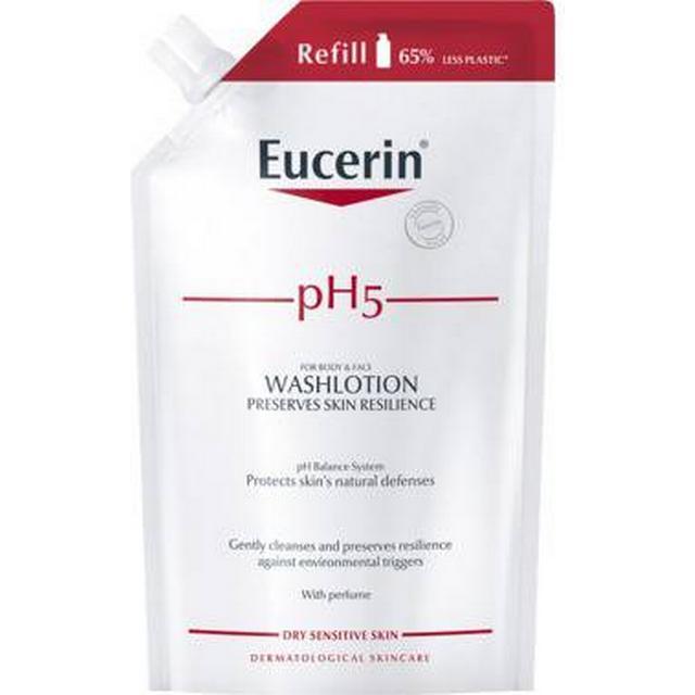 Eucerin pH5 Washlotion with Perfume 400ml Refill