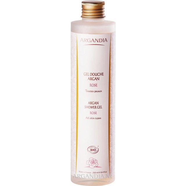 Argandia Argan Shower Gel Rose 250ml