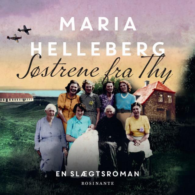 Søstrene fra Thy (Lydbog MP3, 2019)