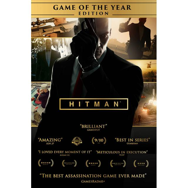 Hitman: Game of the Year Edition