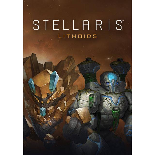 Stellaris: Lithoids - Species Pack