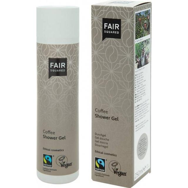 Fair Squared Shower Gel Coffee Men 250ml