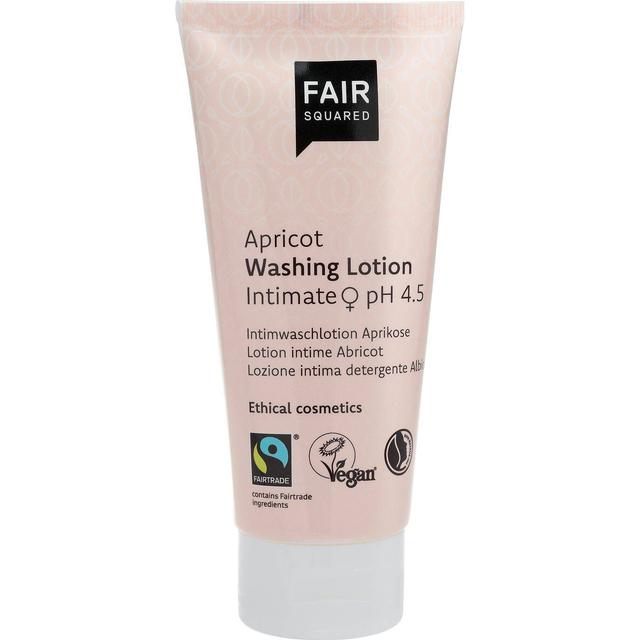 Fair Squared Intimate Washing Lotion Apricot 100ml