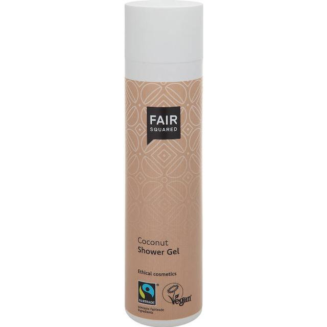 Fair Squared Shower Gel Coconut 250ml