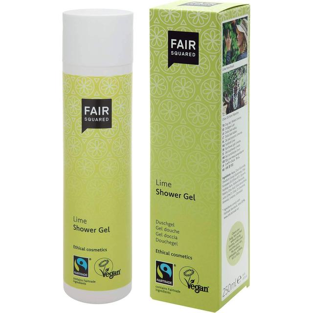 Fair Squared Shower Gel Lime 250ml
