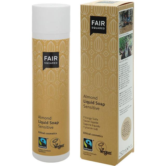 Fair Squared Liquid Soap Sensitive Skin Almond 250ml