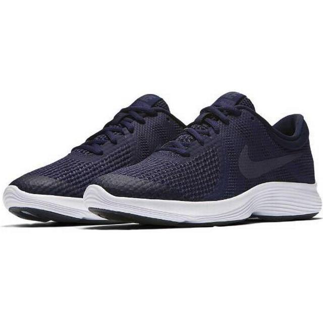 Nike Revolution 4 GS Neutral IndigoObsidianBlackLight Carbon