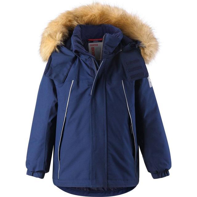 Reima Kid's Winter Jacket Niisi Navy (521607 6980)
