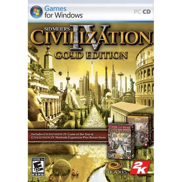 Sid Meier's Civilization IV - Gold Edition