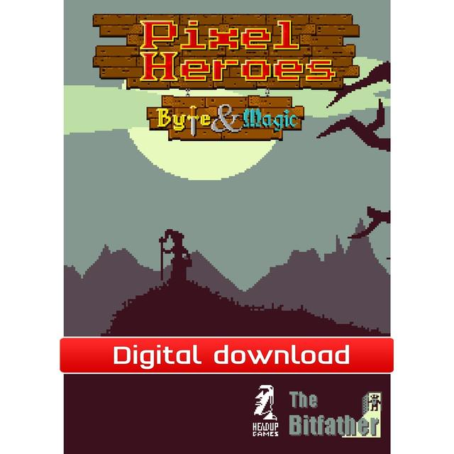 Pixel Heroes: Byte and Magic
