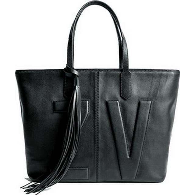 Zadig & Voltaire Mick Initials Bag - Black