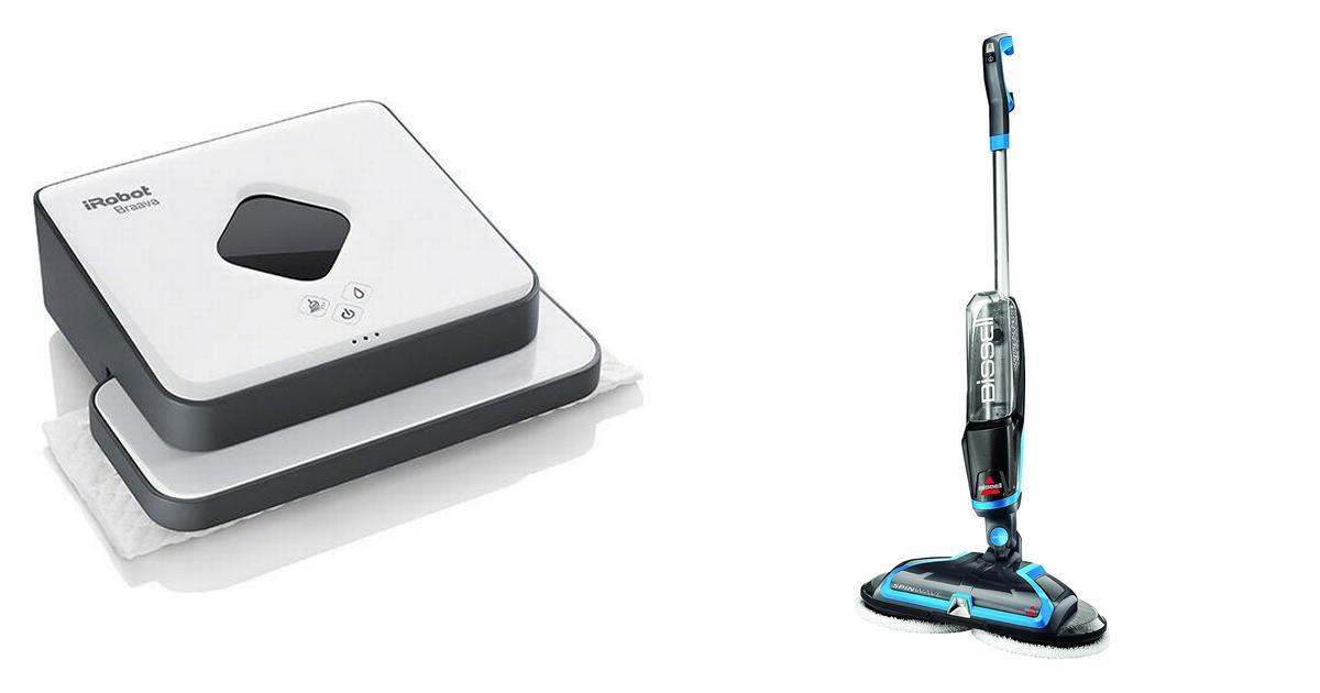 Electric mop • Find billigste pris hos PriceRunner og spar