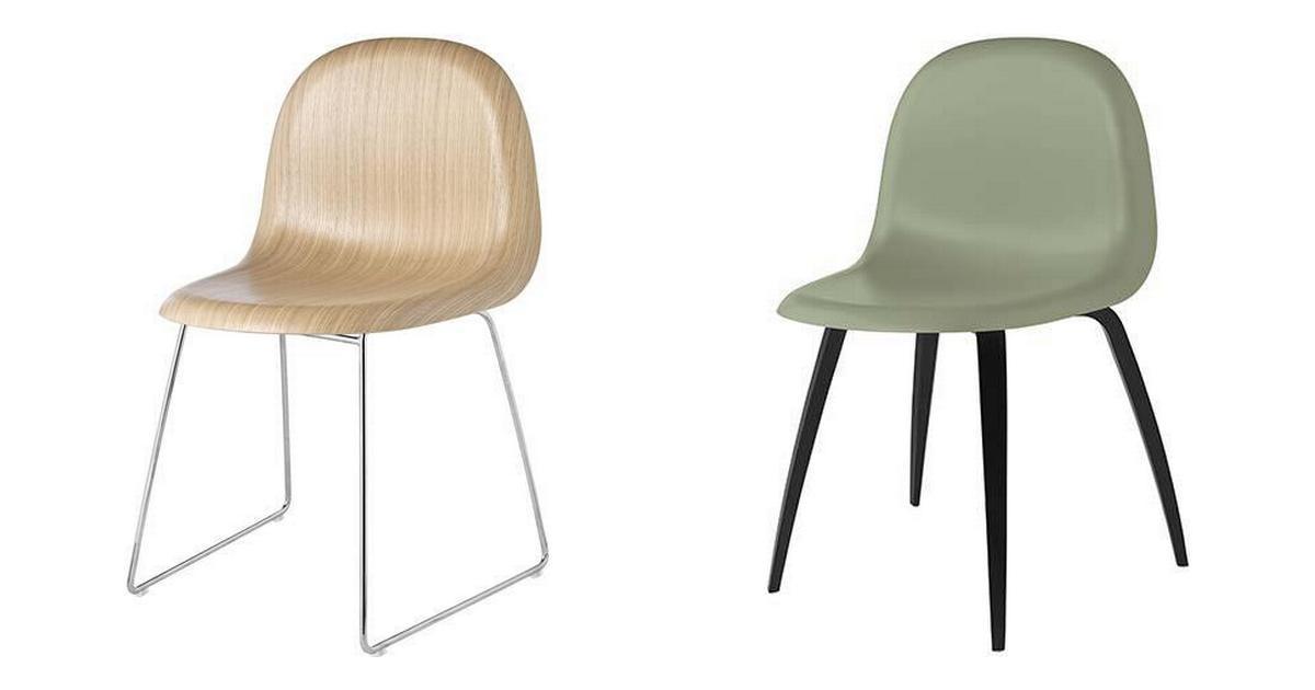 Moon stol møbler • Find den billigste pris hos PriceRunner nu »