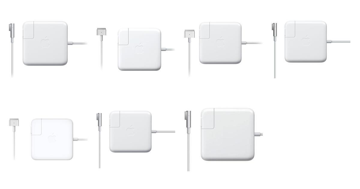 Apple magsafe strømforsyning • Find billigste pris hos
