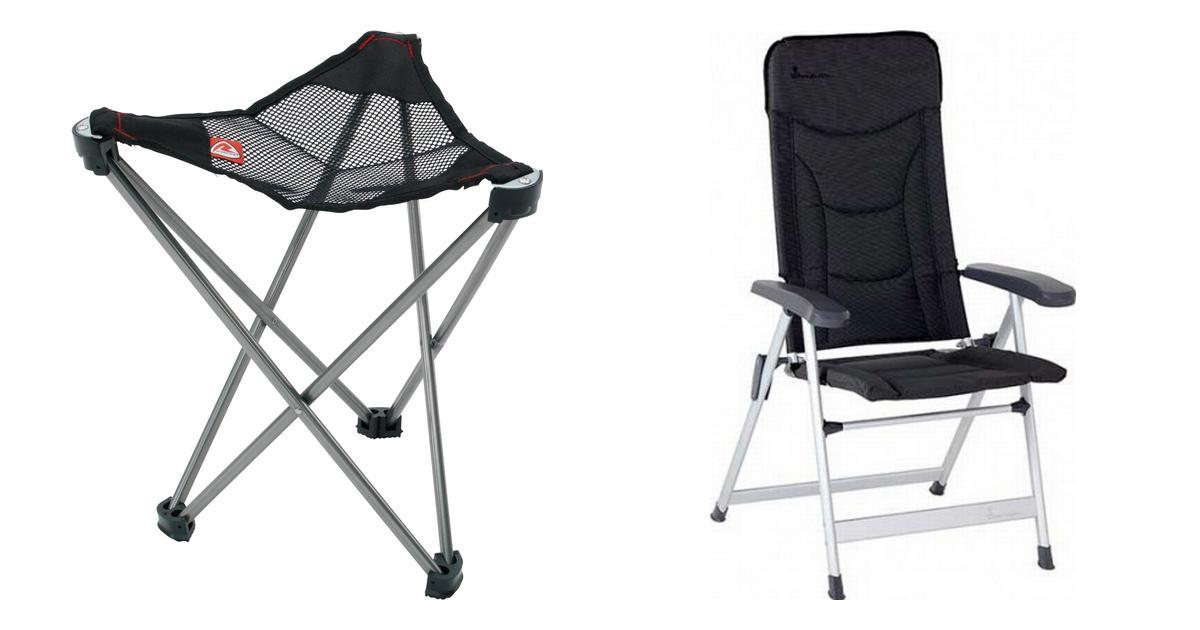 Høj camping stol • Find den billigste pris hos PriceRunner nu »