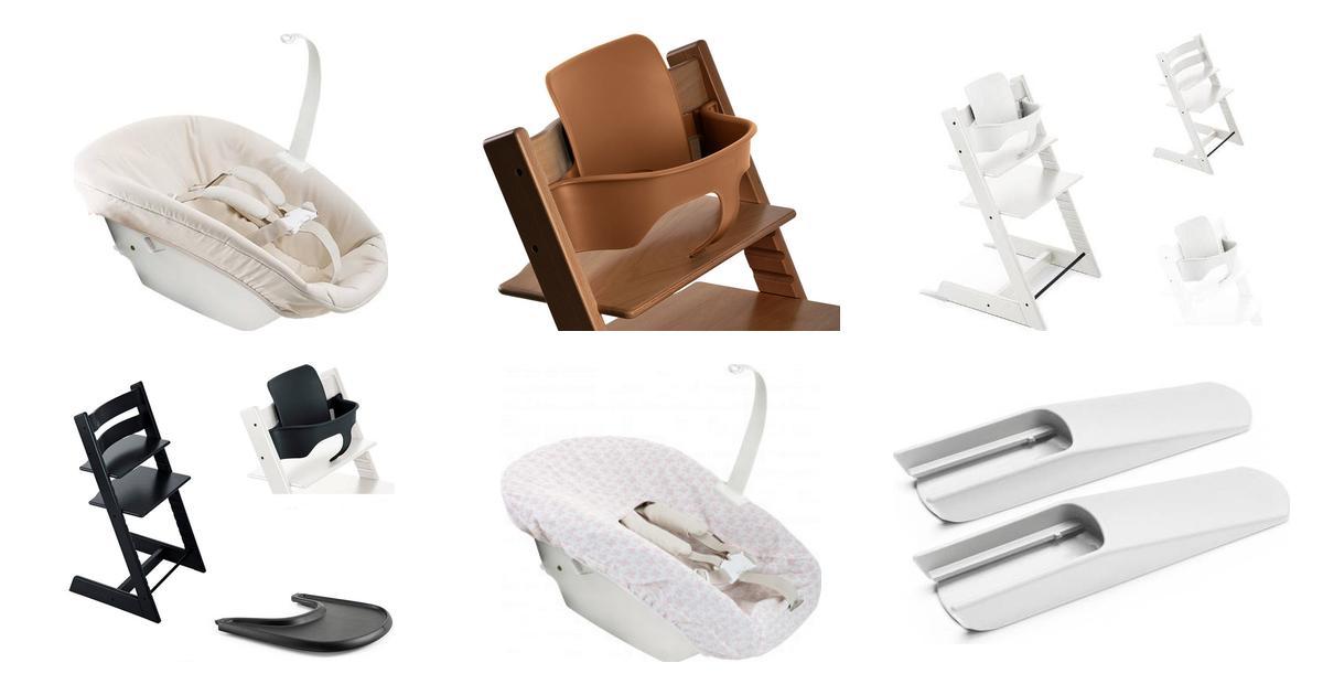 Stokke® Tripp Trapp® Baby Set™ Serene Pink Køb hos Kære