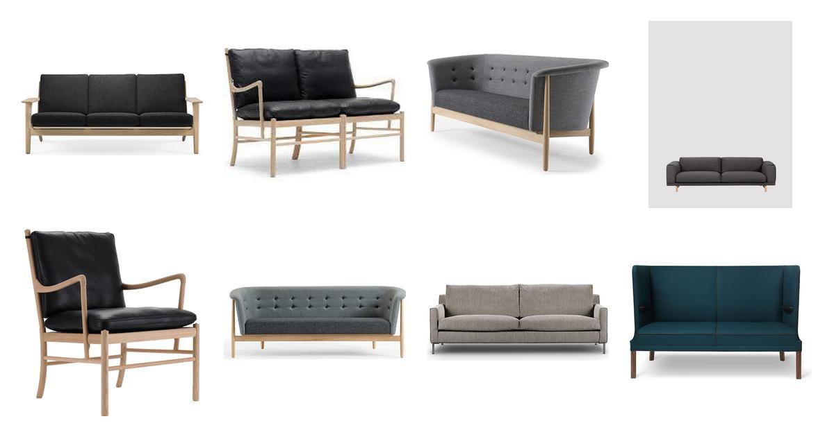 Sofa 3 2 1 • Find billigste pris hos PriceRunner og spar