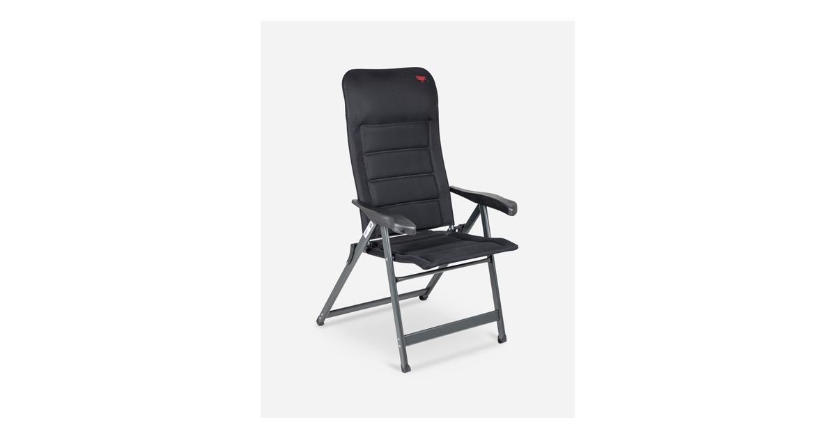 Crespo air deluxe stol • Find den billigste pris hos